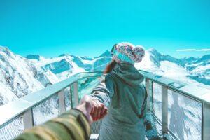 Een reisverzekering met een wintersportverzekering